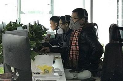 办公室测得甲醛超标 办公室除甲醛刻不容缓图片